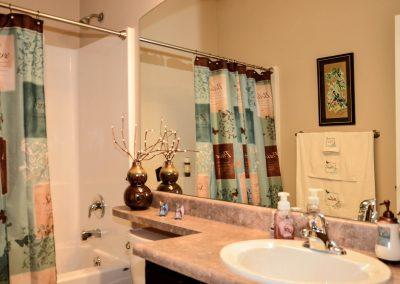 Bathroom of the Morada