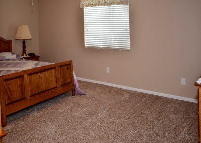 Bedroom of the Morada