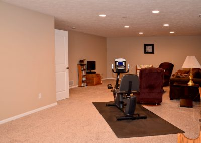 Finished Basement of the Morada
