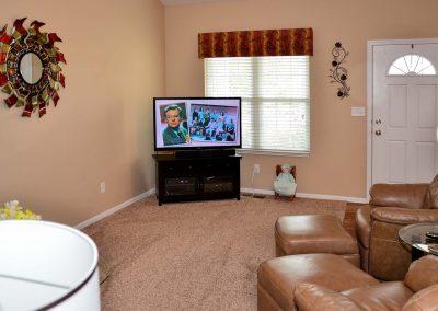 Living Room of the Morada