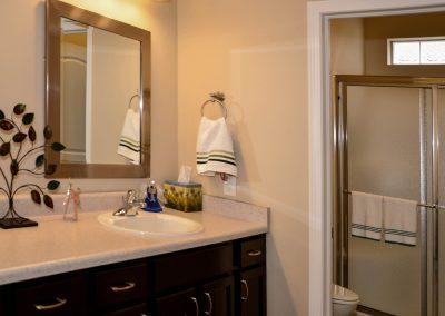 Master Bathroom of the Morada