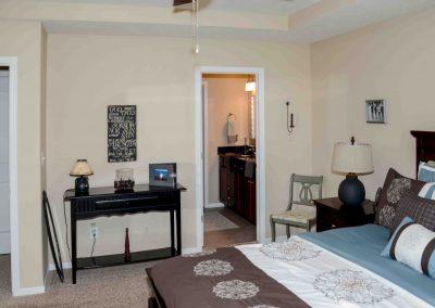 Master Bedroom of the Sedona